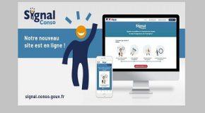 SignalConso – Un service proposé par la DGCCRF